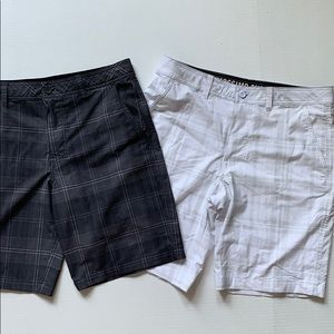 Mission Supply Brand men's Hybrid shorts